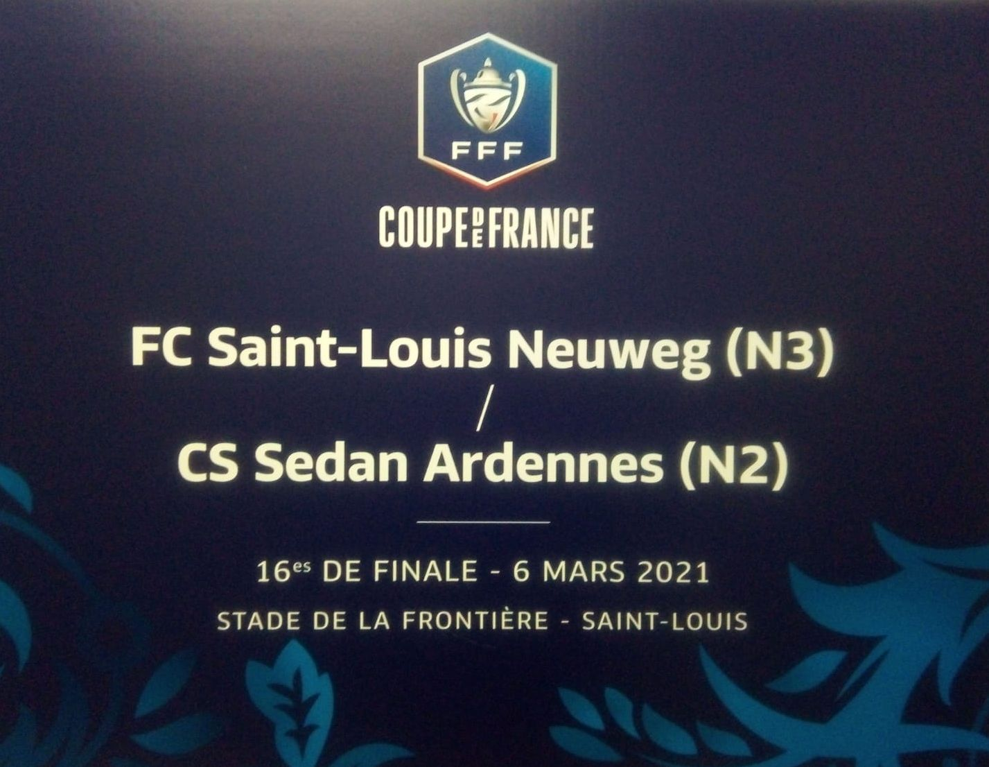 FC Saint-Louis Neuweg  football